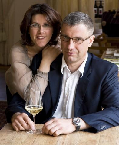 Prechtl vína Rakousko